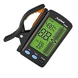 meideal T85UB Clip on Digital LCD Electric Ukulele Banjo Tuner
