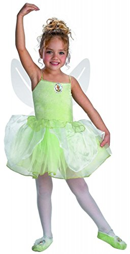 Disguise Disney Tinkerbell Ballerina Toddler Costume