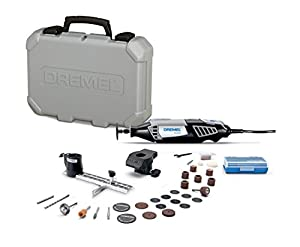 Dremel 4000-2/30 120-Volt Variable Speed Rotary Tool Kit