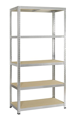 avasco-strong-175-etagere-clipsable-a-5-tablettes-en-metal-bois-176-x-90-x-40-cm