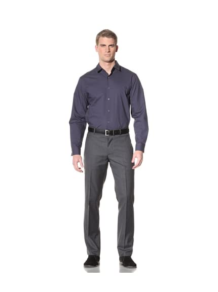 Elie Tahari Men's Julian Technical Cotton Shirt
