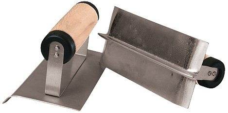 Silverline 583269 Wood Edge and Groove Trowel Set