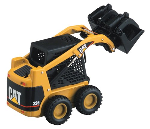 Caterpillar Skid Steer Loader with Work Tools