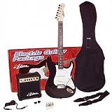 Ariana Electric Guitar Pack Black