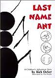Last Name Ant