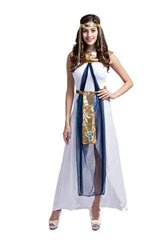 GTU Halloween Masquerade Party Queen of Egypt Sexy Lingerie Cosplay Costumes