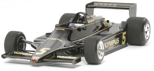 タミヤ 1/20 ロータス タイプ79 1978 20060 (1/20 グランプリコレクションシリーズ No.60)