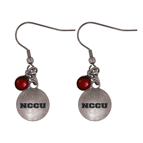 North Carolina Central University-Frankie Tyler Charmed Earrings (North Carolina Central University compare prices)