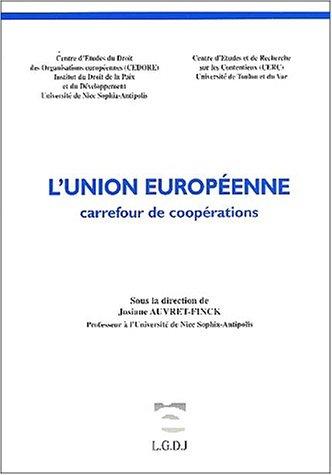 L'Union européenne. Carrefour des communications