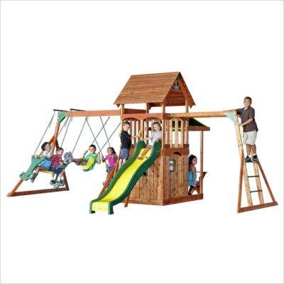 Saratoga Swing Set