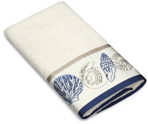 Shells Hand Towel, Beige