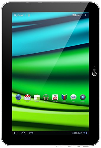 Toshiba Excite PDA05U-00R01FB 7-Inch 8 GB Tablet (Silver)