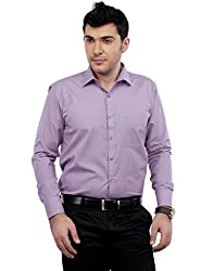 Zeal Plain Regular Fit Formal Shirt