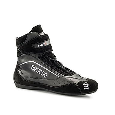 Sparco - Chaussures Top Plus Cuir Noir 46