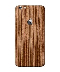 dbrand Zebra Wood Back Full Mobile Skin for Apple iPhone 6 Plus