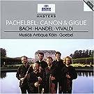 Archiv Masters - Pachelbel / Bach / H�ndel / Vivaldi