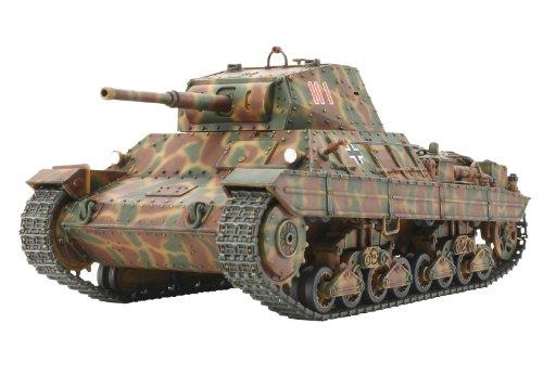 1/35 Italian Heavy Tank P40
