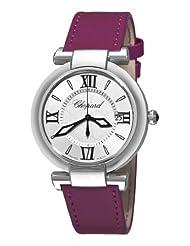 Chopard Women's 388532-3001P Imperiale Purple Strap Watch