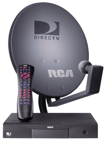 Cheapest Price! RCA DS4240RE DIRECTV Dual LNB System with Free Pro-Installation
