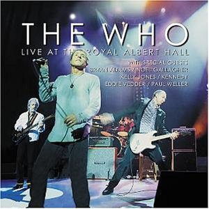 The Who - The Who & Special Guests - Live at Royal Albert Hall - Zortam Music