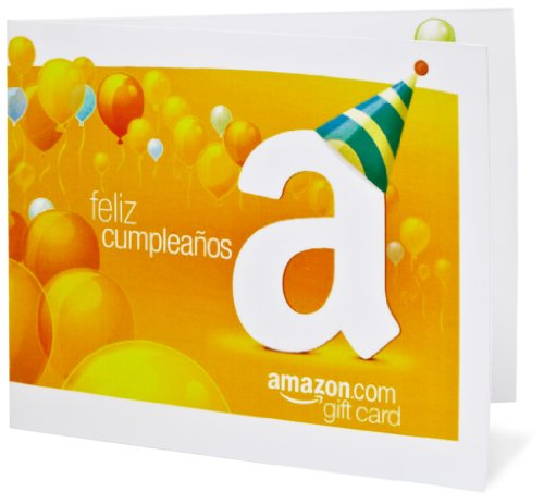 Birthday Gift Cards Best Sellers Amazon Gift Card Print Happy