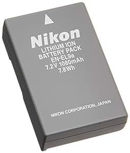 Nikon EN-EL9a Batterie Accu Lithium-Ion pour D5000 / D60 / D40 / D40x