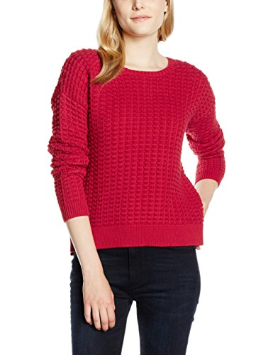 french-connection-mozart-popcorn-ls-rdnk-pull-femme-red-red-sky-40
