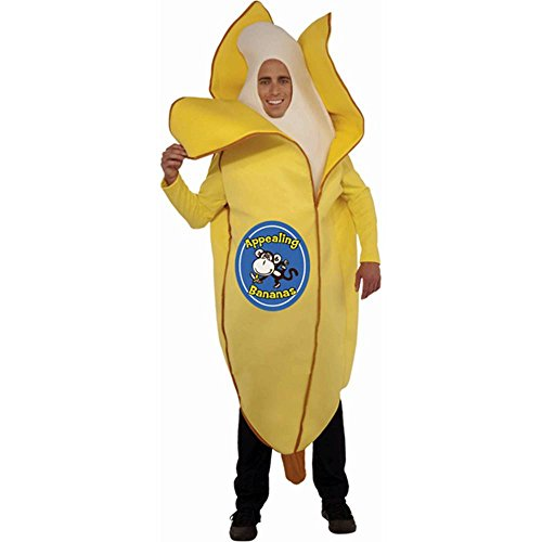Appealing Banana Adult Costume - Standard