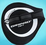 Gripad Workout Grips, Black
