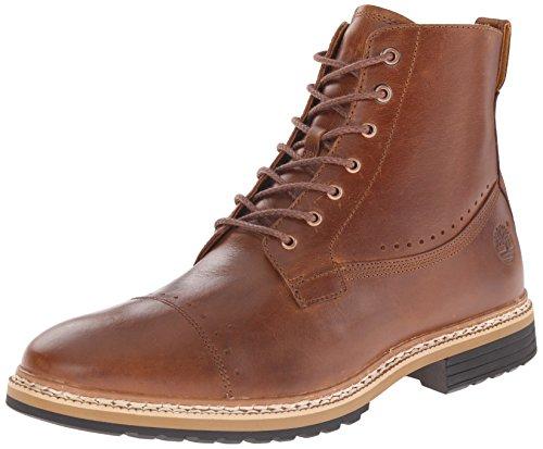 Timberland Men S West Haven 6 Inch Side Zip Boot Tan Full