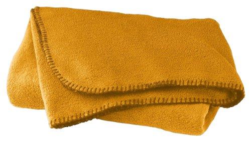 Augusta Sportswear 5060 Adult'S Chill Fleece Blanket Gold One Size front-331347