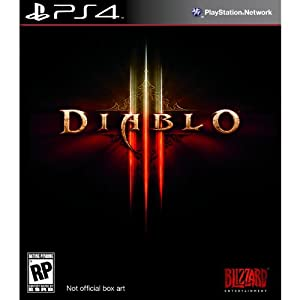 Diablo III (PlayStation 4) from Blizzard Entertainment