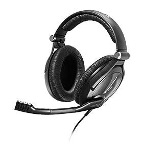 (音质)森海塞尔PC350电脑游戏耳麦Sennheiser PC 350,$146.43