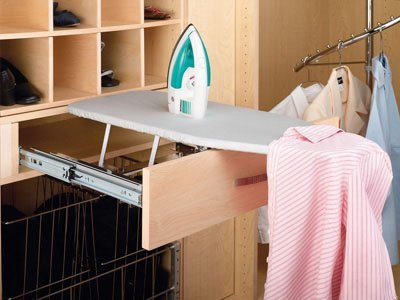 Rev A Shelf Rscib.16Cr Rev-A-Shelf Pull-Out Ironing Board (Ironing Board Shelf compare prices)