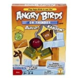 Angry Birds: On Thin Ice Game W/ Helmets, Breakable Block Building Pieces, & Exploding TNT Box Toy / Game / Play / Child / Kid