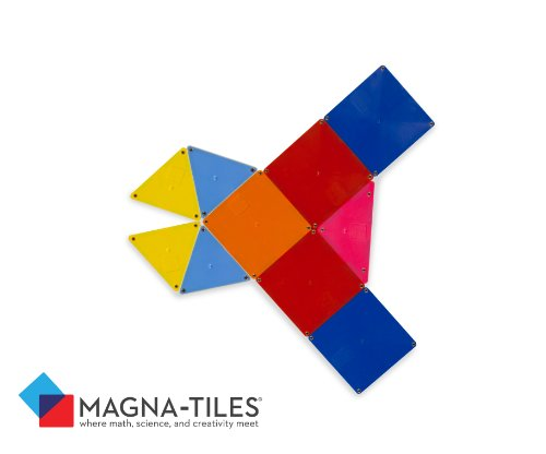 Magna Tiles 02148 Solid Colors 48 Pc Dx Set Toy Toys Games