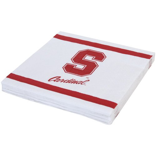 Mayflower Distributing Company 20 Count Stanford Lunch Napkin, Multicolor