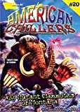 Mutant Mammoths of Montana (American Chillers)