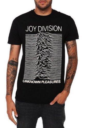 Joy Division Unknown Pleasures T-Shirt Size : Large