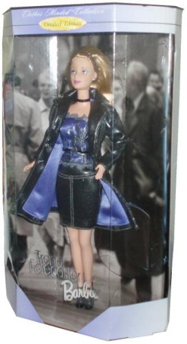 1999 Barbie Collectibles - Clothes Minded Collection - Trend Forecaster Barbie front-1048351
