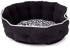 Paws & Claws 59-20040BLK Tufted Headboard