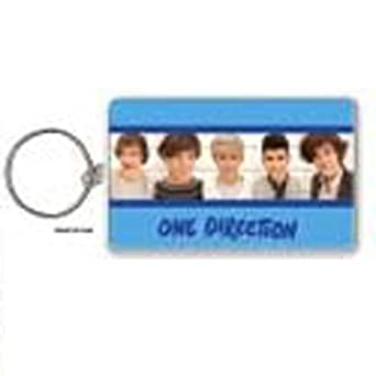 1D Keychain - Double Sides