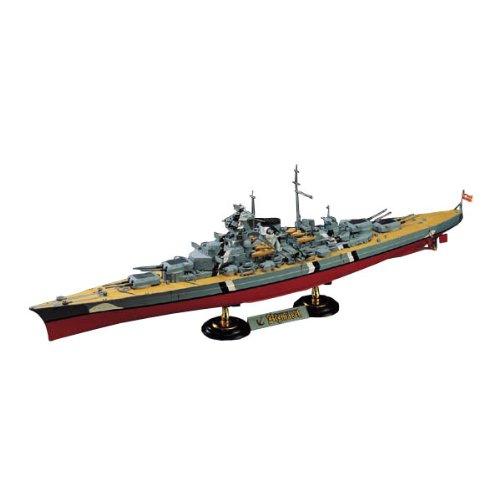 Academy-AC14109-1350-Bismarck-Kriegsschiff