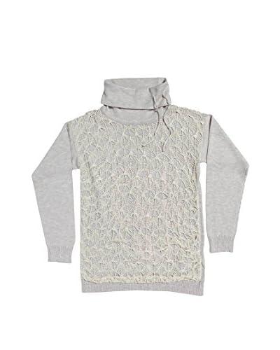 Fracomina Mini Pullover [Beige]