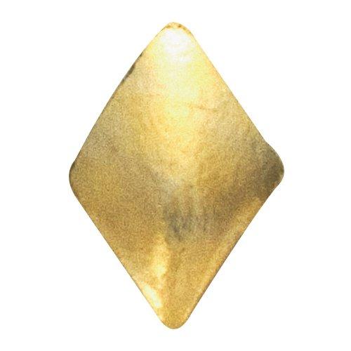 リトルプリティー スタッズダイヤ 2×3mm ゴールド 50個 LPー7010G