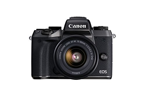 Purchase Canon EOS M5 EF-M 15-45mm f/3.5-6.3 IS STM Lens Kit