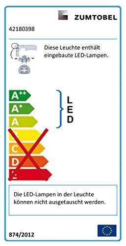 Zumtobel lumière éclairage de secours rESCLITE c#42180398 eSCAPE eD nT1 aL 4024318952437 éclairage de secours