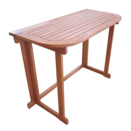 Balkontisch ARUBA 100 x 50, klappbar Gartentisch Eukalyptus Holz NEU günstig bestellen