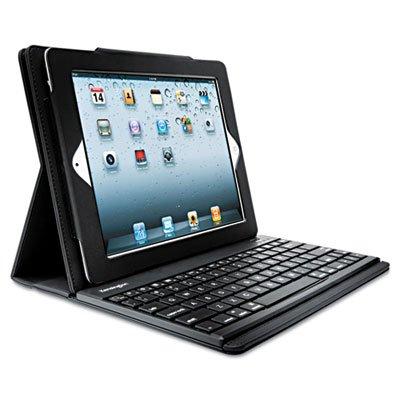 Kensington Apple iPad 2 KeyFolio Pro Performance Case For iPad 4 with Retina Display, iPad 3 and iPad 2 (K39357US)