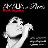 Amália Rodrigues a Paris